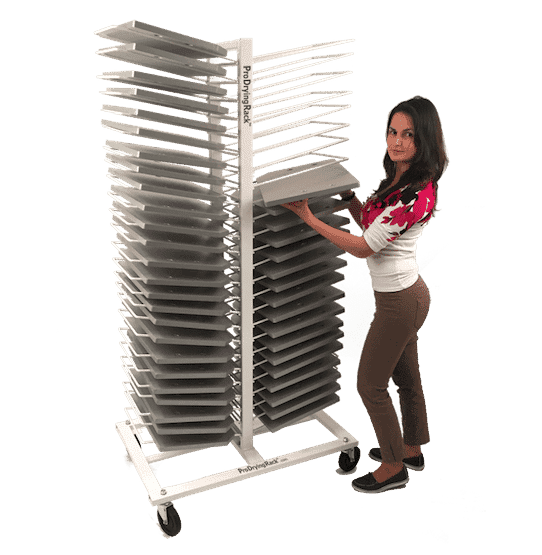 For All Material Handling Needs. Pro Drying Rack Is Ideal For Professional  Cabinet ...